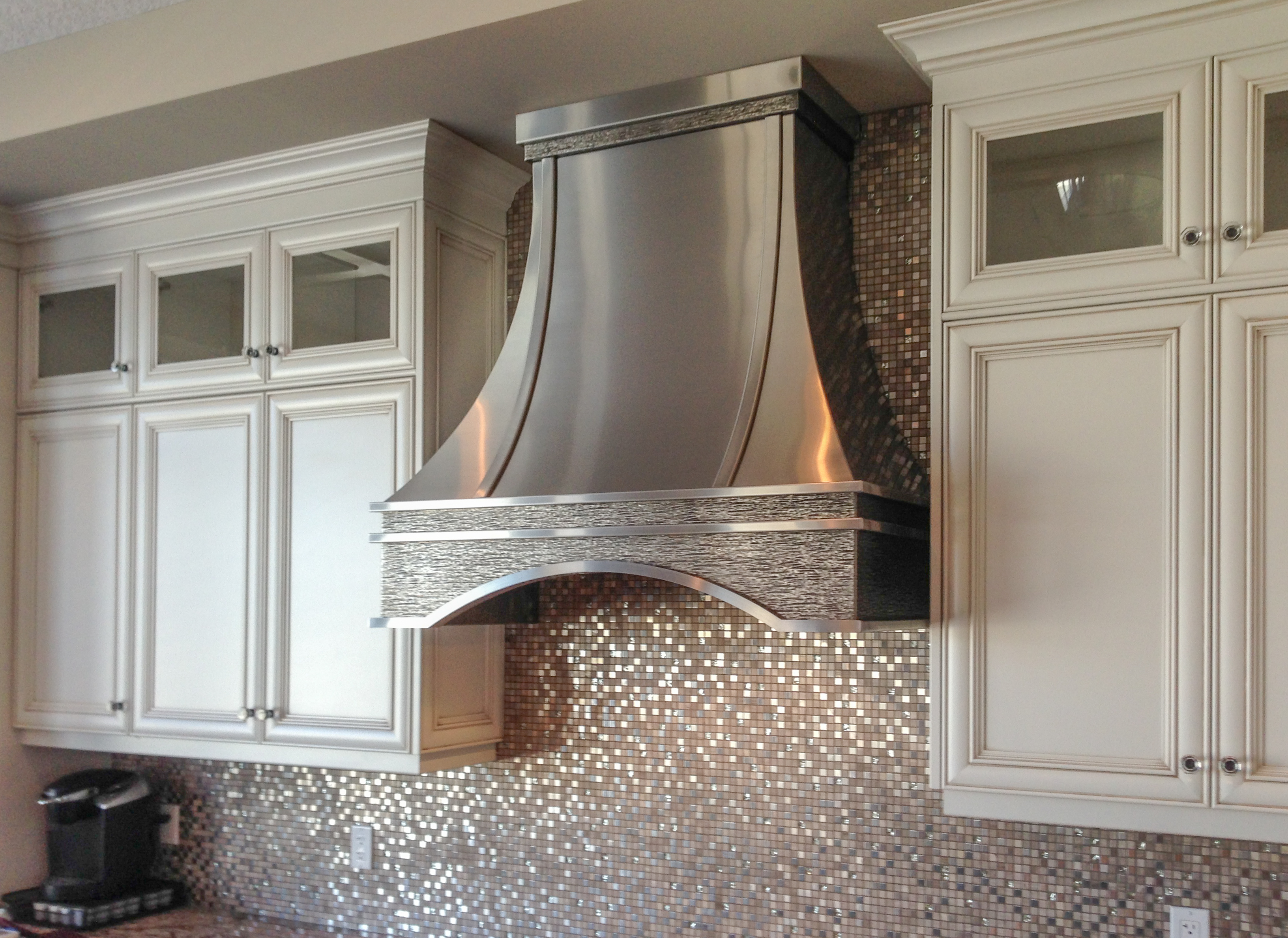 Stainless Steel Exhaust Hoods ~ Hoods by hammersmith stainless steel range